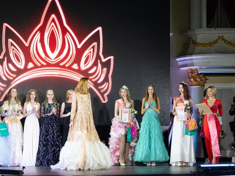 В Москве состоялся финал всероссийского конкурса «Юная Топ Модель России 2018» и «Миссис Российская